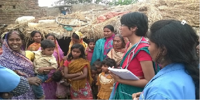 <p>Linking Bihar villages with&nbsp;quality health service</p>