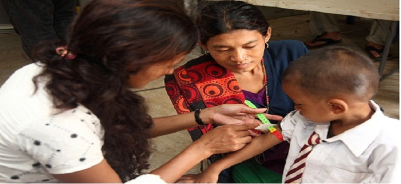 <p>School Health Promotion in Nepal</p>