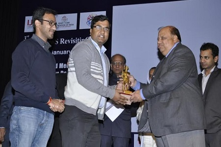 Best doctors award by eMedinewS, 2012