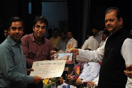 Bihar Foundation, Award for excellence in Social Service, 2011