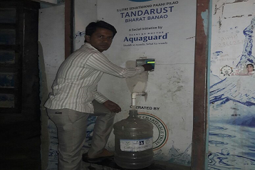 Water-filter-Campaign